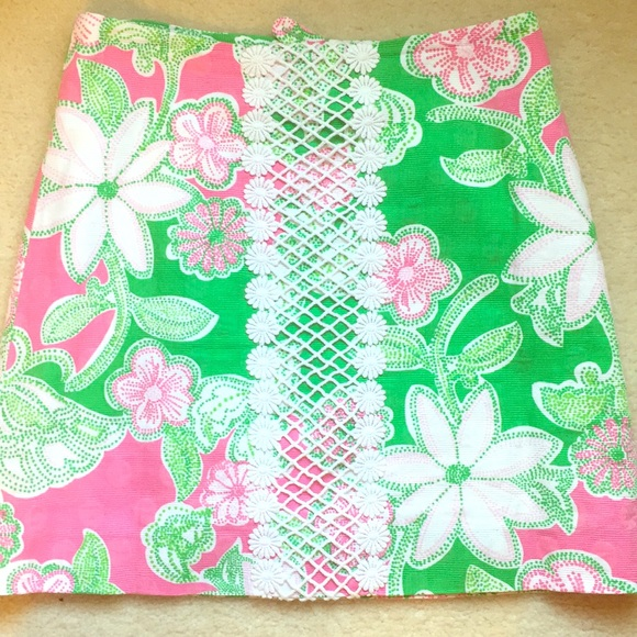 Lilly Pulitzer Dresses & Skirts - Lily Pulitzer size 0 skirt